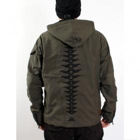 "Indian project jacket \""storm raptor\"", kaki"