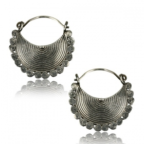 \'\'Ainu Pali\'\' earrings