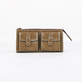 \'\'Aishani\'\' fake leather wallet, Mole