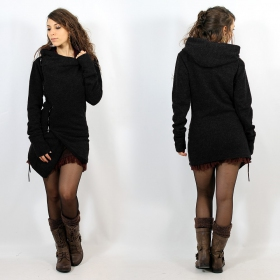 \\\'\\\'Akriti\\\'\\\' cardigan, Black