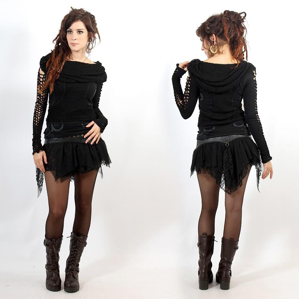 \\\'\\\'Chiba Tutu\\\'\\\' skirt, Black