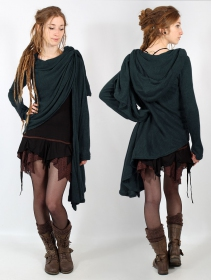 \'\'Danaeriz\'\' thin shawl, Teal