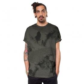 \'\'Discharge\'\' t-shirt, Dark grey
