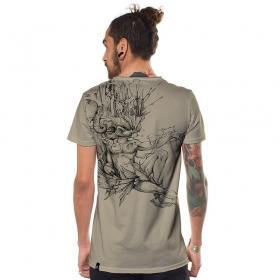 \'\'DMThe father\'\' t-shirt, Beige
