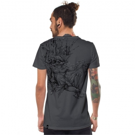 \'\'DMThe father\'\' t-shirt, Steel
