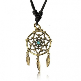 \'\'Dreamfeather\'\' necklace
