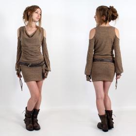 \\\'\\\'Elixir\\\'\\\' pullover dress, Beige