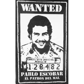 \'\'Escobar\'\' hanging, White