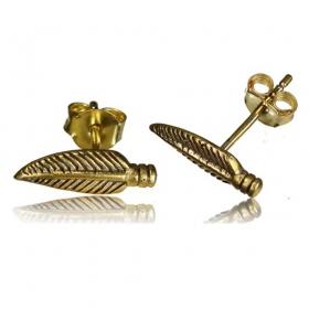 \'\'Feather\'\' earrings