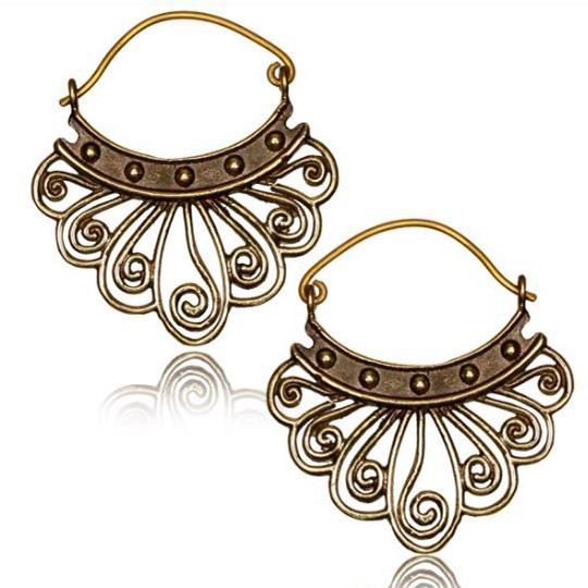 \\\'\\\'Ghatata\\\'\\\' earrings