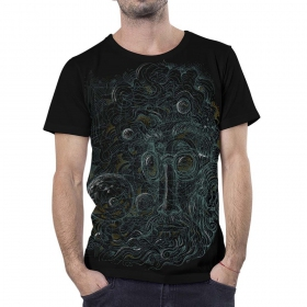 \'\'Harimeho\'\' t-shirt, Black