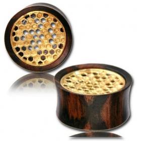\'\'Honeycomb Lakadee\'\' plug
