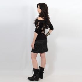 \'\'Ishtar Africa\'\' Skirt, Black