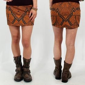\'\'Ishtar Africa\'\' skirt, Rusty