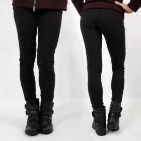 \'\'Kali\'\' Psylo Long Leggings, Black