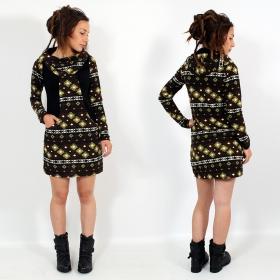 \'\'Kanlaya Prija\'\' dress, Black