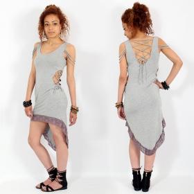 \'\'Kazumi\'\' dress, Light grey