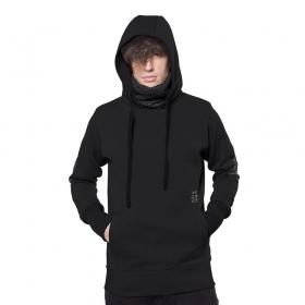 \'\'Lappi\'\' hoodie, Black