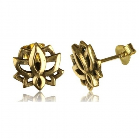 \'\'Lotus\'\' earrings
