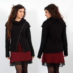 \'\'Magic\'\' Sweater, Black