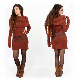 \'\'Mantra\'\' pullover dress, Sienna