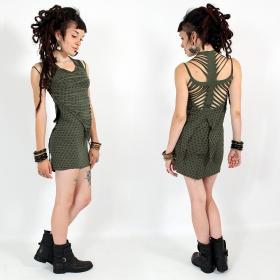 \'\'Maya\'\' dress, Khaki