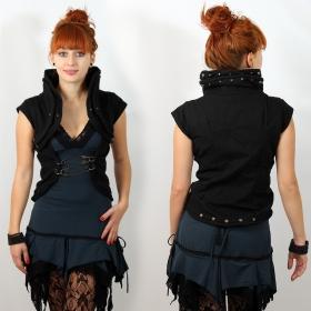 \'\'Metal\'\' jacket, Black