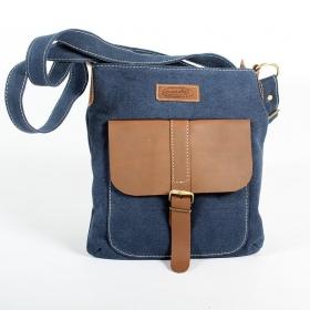 \'\'Narayan\'\' bag, Blue