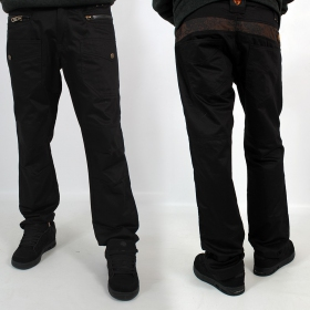 \'\'Onixx\'\' pants, Black
