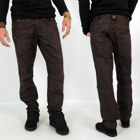 \'\'Onixx\'\' pants, Dark lizard