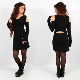 \\\'\\\'Opäalya\\\'\\\' pullover dress, Black