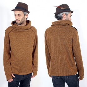 \'\'Özz\'\' thick pullover, Rusty
