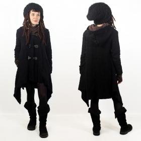 """""""Sadhana"""" Jacket, Black"""