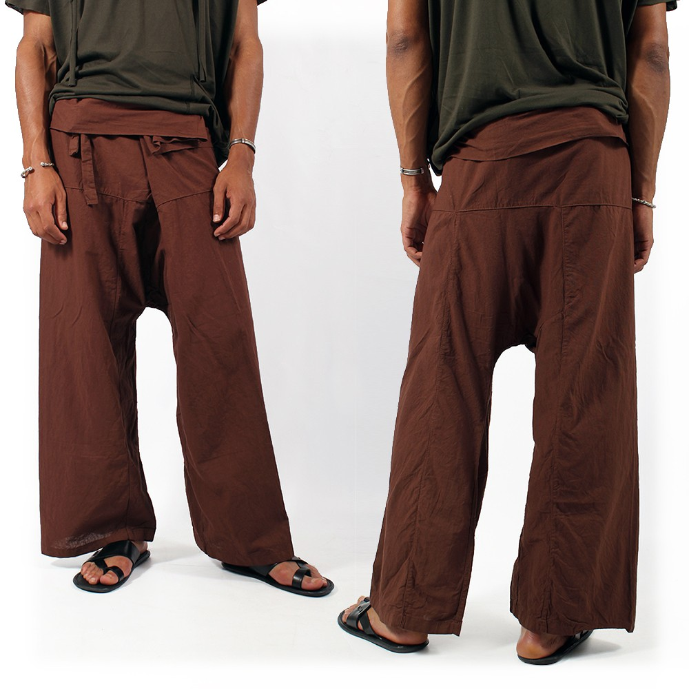 """Thaï"" Gender neutral Fishermen Pants, Many colours available"