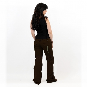 Molecule pants 45062, Brown