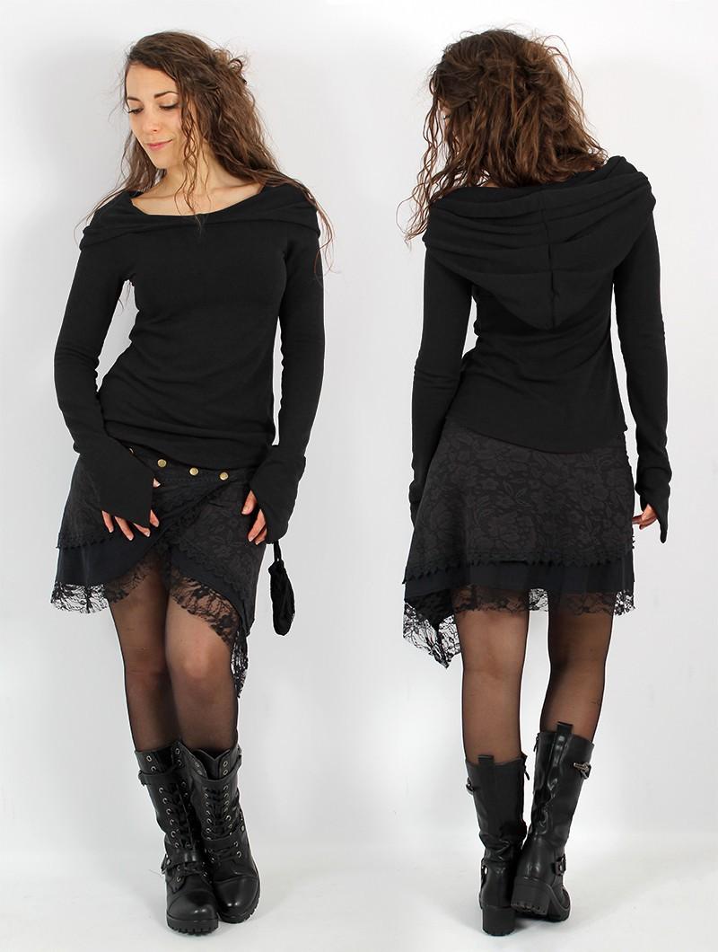 """""""Karmäa"""" pullover, Black"""
