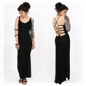 """Sunee"" long dress, Black"