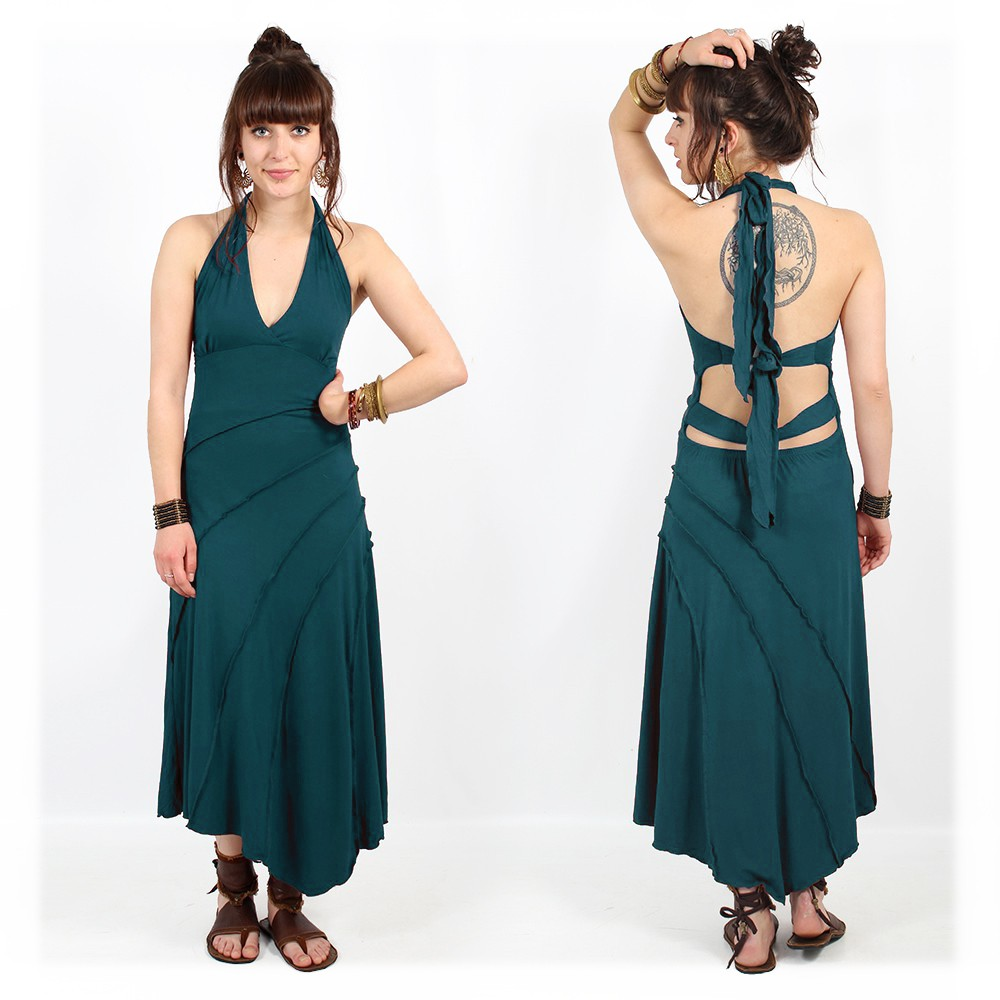 """Kaylah"" dress, Teal"