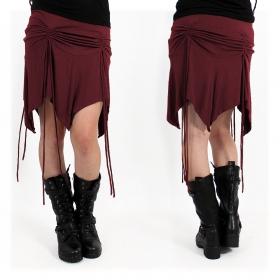 """Arzû"" skirt, Wine"