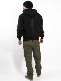 """""""Vector"""" cargo trousers, Dark Army green"""
