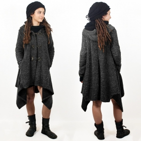 """Sadhana"" Jacket, Grey"