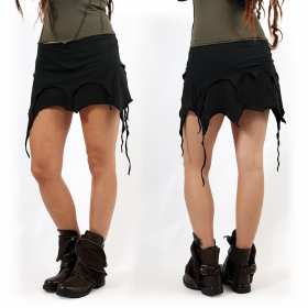 """Sananda"" Skirt, Plain black"