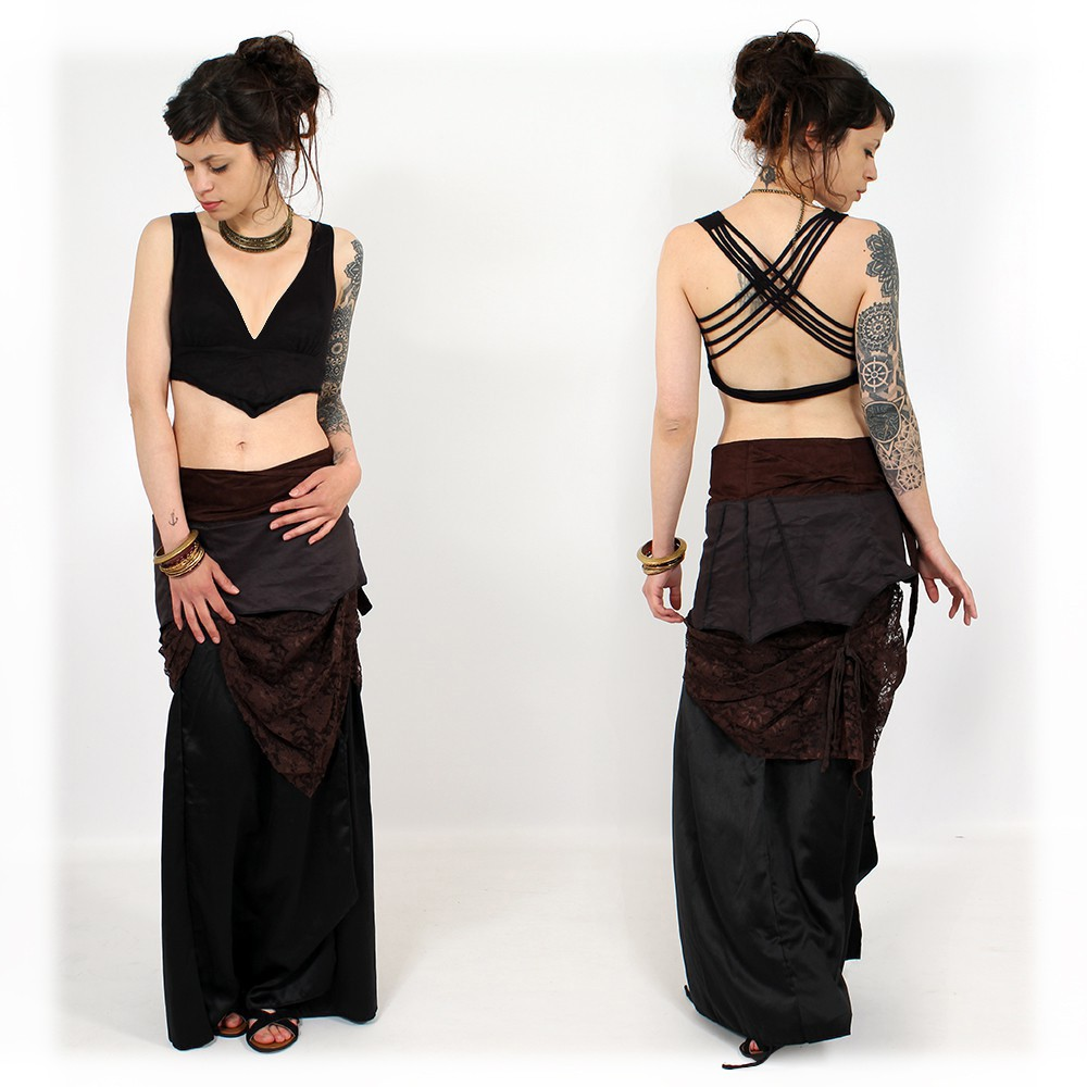 """Somchai"" bra, Black"
