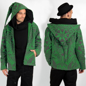 "GadoGado Jacket dwarfhood ""Heifara"", Green"