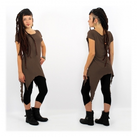 """Himaskhalan"" tunic, Light brown"