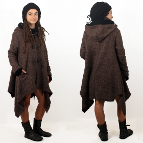 """Sadhana"" Jacket, Brown"