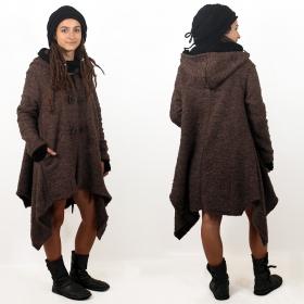 """""""Sadhana"""" Jacket, Brown"""