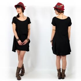 """""""Minjary"""" dress, Black"""