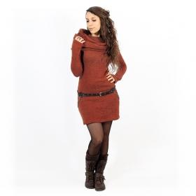 """Mantra"" sweater dress, Sienna"