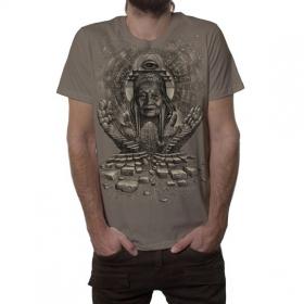 """""""Jinpa"""" t-shirt, Rock"""